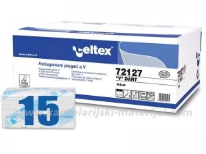 CELTEX A-LUX složivi ubrus 1/15