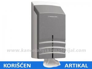 *KORIŠĆEN ARTIKAL - KIMBERLY CLARK 6965 RIPPLE držač toalet papira