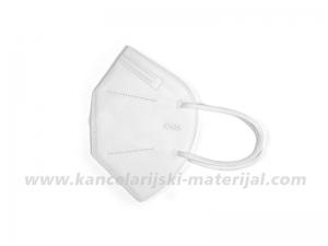 KN95 FENGLE zaštitna maska bele boje