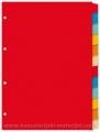 KANGARO pregradni karton u boji A4 160gr, 1/12