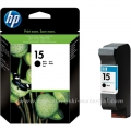 HP kertridž No.15 (C6615DE) black