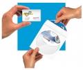 Herma samolepljivi umeci za vizit karte 105x80mm