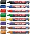 EDDING 360 board marker, zaobljeni