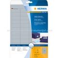 Herma SREBRNA nalepnica Superprint 45x21.2mm, 25 lista