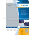 Herma SREBRNA nalepnica Superprint 63x29.7mm, 25 lista