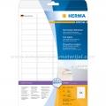Herma etikete Superprint 45x16.9mm za viseće fascikle