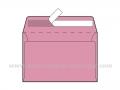 Koverat B5 roze