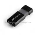 VERBATIM PINSTRIPE 8GB  USB memory stick Flash 49062