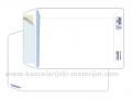 PIGNA COMPETITOR STRIP B5 manja koverta 160x230 80g (23139B)