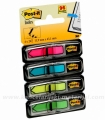 3M POST-IT page marker 684-ARR4 index strelice FLUO