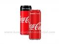 COCA-COLA 0.33L limenka 1/24