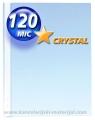 KANGARO U folija 120mic CRYSTAL A4 1/50