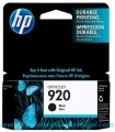 HP kertridž CD971AE (No.920) Black