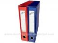 REDOLJUB A4 uski kartonski registrator u boji