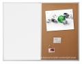 MAGNETOPLAN kombinovana tabla 120x90cm pluto-whiteboard