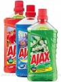 AJAX sredstvo za čišćenje podova FLORAL FIESTA 1000ml SORTIRANO