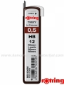 ROTRING TIKKY mina za tehničku olovku 0.5 HB 1/12