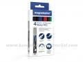 MAGNETOPLAN univerzalni set board/flipchart markera od 4 boje