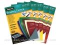 FELLOWES kartonske korice za koričenje A4 1/100