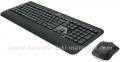 LOGITECH MK540 Advanced bežična tastatura + miš