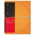 OXFORD International MEETINGBOOK A4+ KARO (100100362-001701)