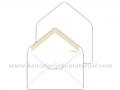 PIGNA VISITA koverta za čestitke 90x140 80g (23228)