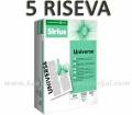 5 riseva fotokopir papira SIRIUS UNIVERSE A4 80g (1 KUTIJA)