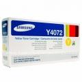 Samsung Y4072 YELLOW toner
