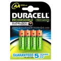 DURACELL Stay Charged baterije AA 2400mAh 1/4