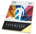 PAPER LINE A4 80g papir u boji PASTELNI 1/250 mix