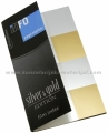 INFO NOTES SILVER & GOLD EDITION page marker