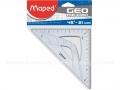 MAPED trougao 21cm/45° Geometric