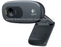 LOGITECH C270 HD Refresh web kamera