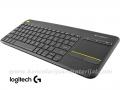 LOGITECH K400 Plus bežična tastatura (US)