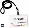 3L samolaminirajuća folija za ID kartice sa trakom 112x96mm 1/10