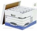 FELLOWES Bankers Box SYSTEM - VELIKA kutija za arhiviranje sa poklopcem