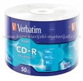 VERBATIM CD-R 700MB 1/50 Wrap (u foliji)