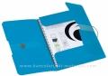 *HERLITZ Easy Orga PVC fascikla sa gumom i klapnama