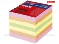 HERLITZ rezervni papirići za beleške 9x9cm MIX boje (505928)