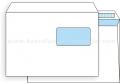PIGNA EDERA STRIP C5 koverta DESNI PROZOR 162x229 90g (23150D) otvaranje na dužoj strani