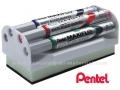 PENTEL MWL5S-4N set whiteboard markera 4mm sa brisačem