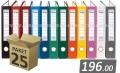 25 registratora FORNAX MASTER uski PVC 55mm