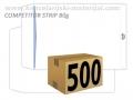 500 koverata PIGNA COMPETITOR STRIP A4+ 250x350 80g (23164BG)