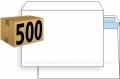 500 koverata PIGNA B5 190x260 80g (23150) otvaranje na dužoj strani