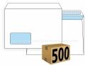 500 koverata PIGNA EDERA STRIP C5 LEVI PROZOR 162x229 90g (23150L) otvaranje na dužoj strani