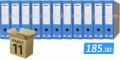 11 registratora FORNAX ForTen PLAVI široki sa kutijom