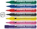 EDDING E-2000 permanentni marker, obli vrh (ALU kućište)