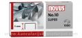 NOVUS No.10 klamerice 1/1000