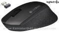 LOGITECH M330 Silent Plus bežični miš