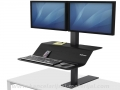 FELLOWES Lotus VE Sit-Stand radna stanica za 2 monitora